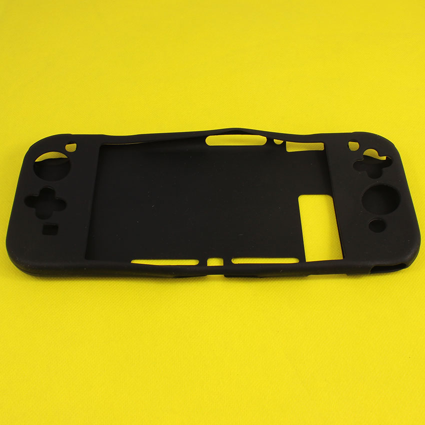 Cltgxdd Full Body Silicone Gel Gamepad Protective Skin Cover Case For Nintendo Switch Console Controller Protection Shell For NS