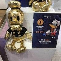 Disney Donald Duck 85th Anniversary Birthday Memorial January Collector's Edition Plush Rich Doll