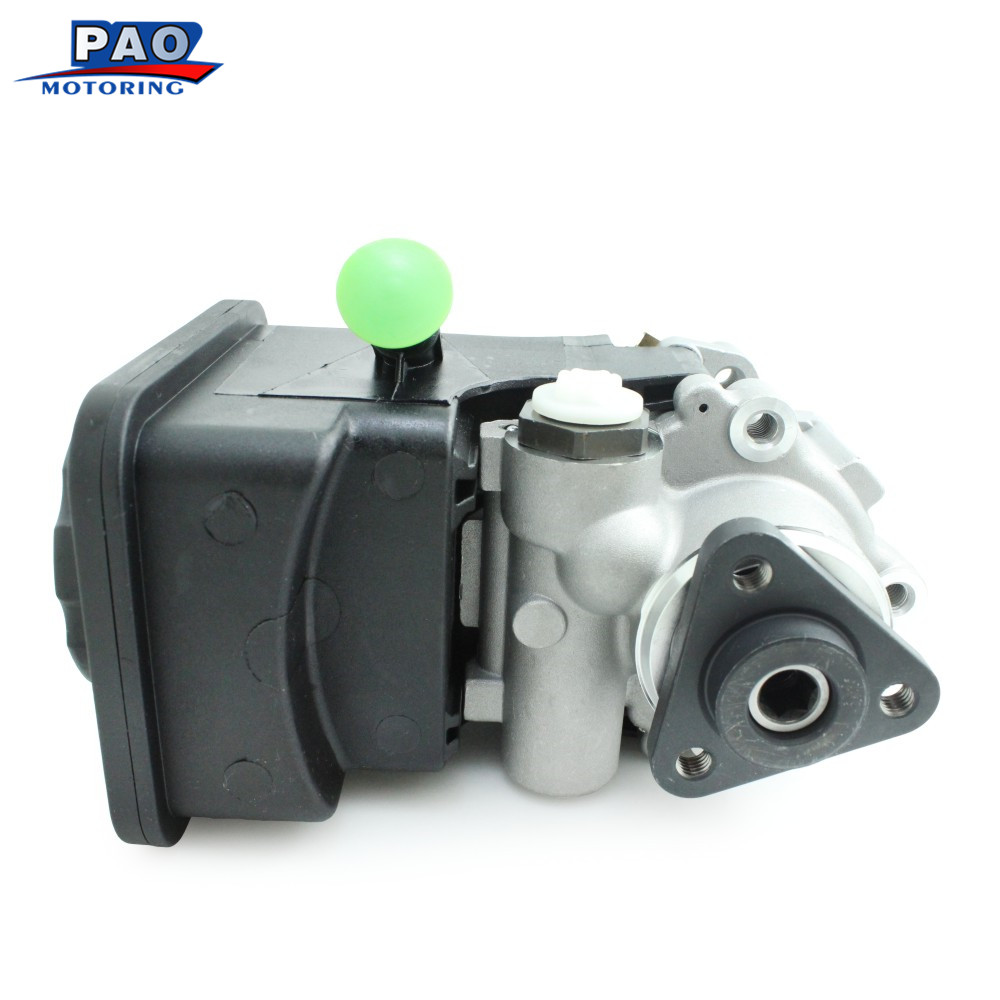 Power Steering Pump New For BMW 3 E46 E39 320 / 330 d OEM 32411095155 32411095749 32416750938 32411095155 ...
