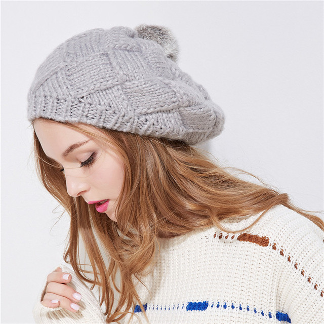 Xthree Winter Hat Knitted...