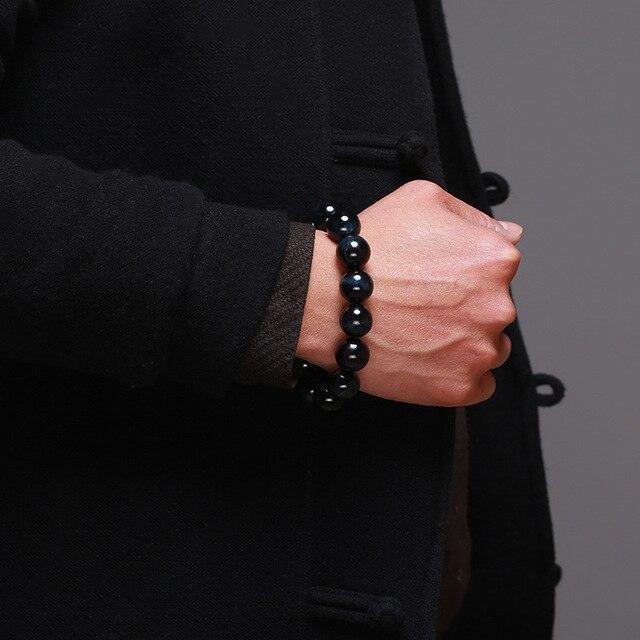 Bracelet Homme Oeil De Faucon