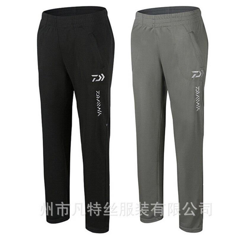 Pantalones de pesca de fibra de bambú para hombre Anti UV / - Pescando