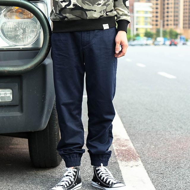 Los hombres Pantalones de Primavera 2016 de Otoño, Millitary Camuflaje Hip-Hop Marca de Moda pantalones de Ocio de Alta marea pantalones Más El Tamaño 29-42