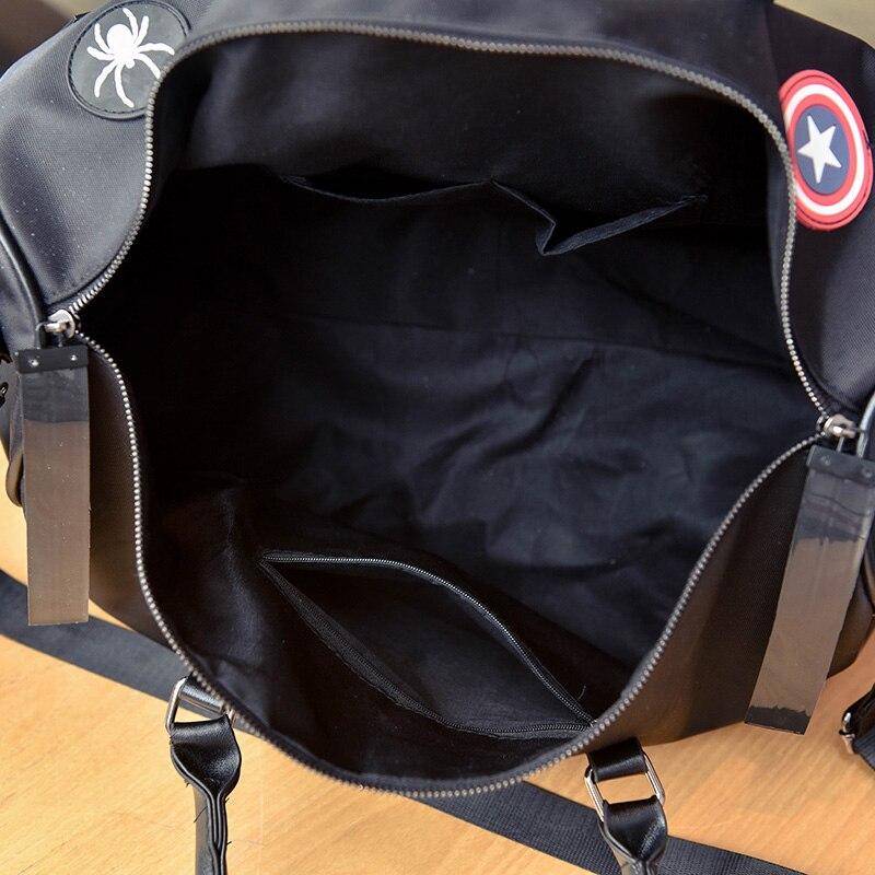 Nya Högkvalitativa Man Bagage Väskor Messenger Skalväska Oxford - Väskor för bagage och resor - Foto 5