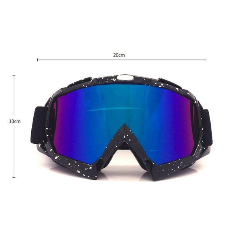 BALIGHT Unisex Ski Goggles Snowboard Mask Winter Snowmobile Motocross Sunglasses  Windproof UV Protection Winter Sport Glasses