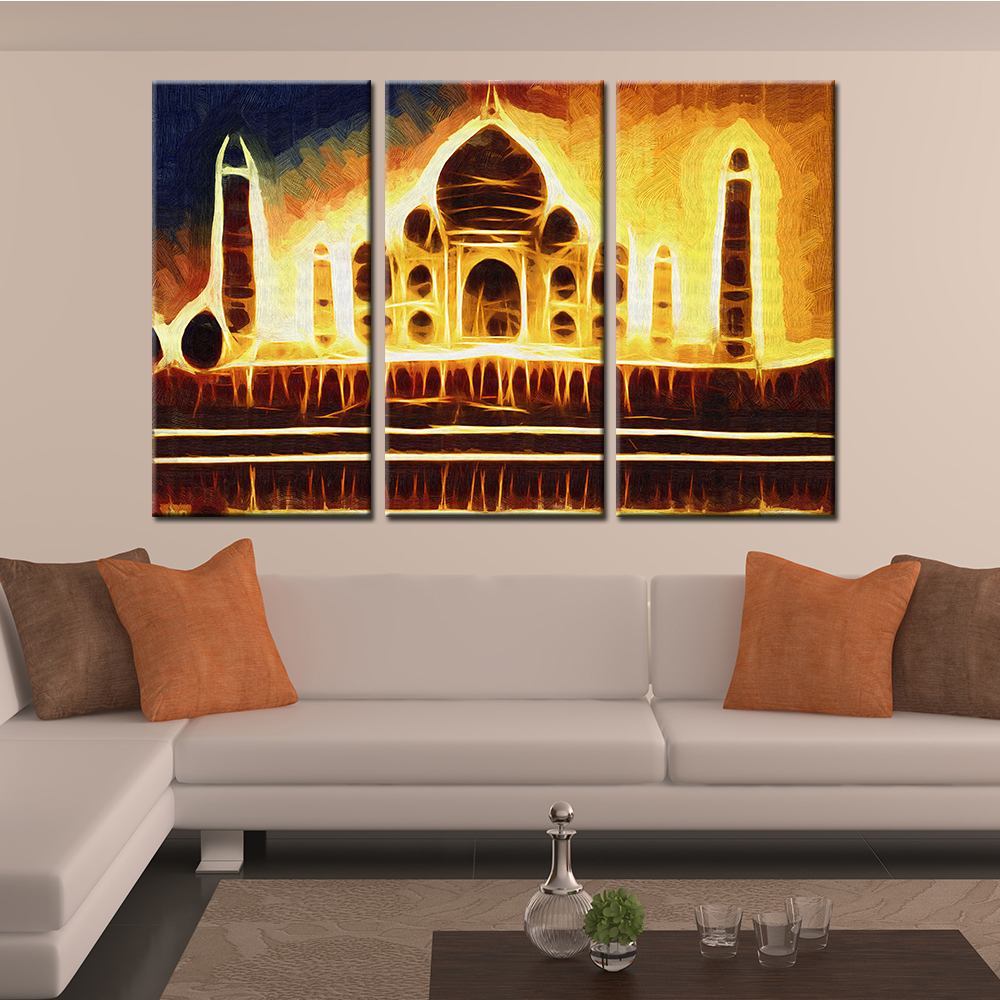 Modern Art Paintings For Living Room India Art Paintings Promotion Shop For Promotional India Art