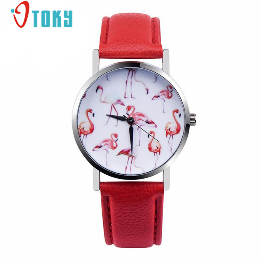 OTOKY Willby Birds Animals Printed Women Men Faux Leather Fashion Quartz Wrist Watch Gift 161222 Drop Shipping adjustable wrist and forearm splint external fixed support wrist brace fixing orthosisfit for men and women