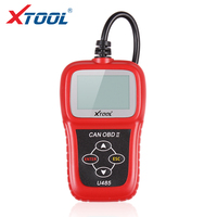 2017 100 Original New Arrival Xtool U485 Eobd2 OBD2 CAN BUS Auto Diagnostic Scanner Live Data