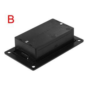 Image 4 - 18650 li ion bateria caso titular pilhas caixa de armazenamento recipiente plástico diy acessórios