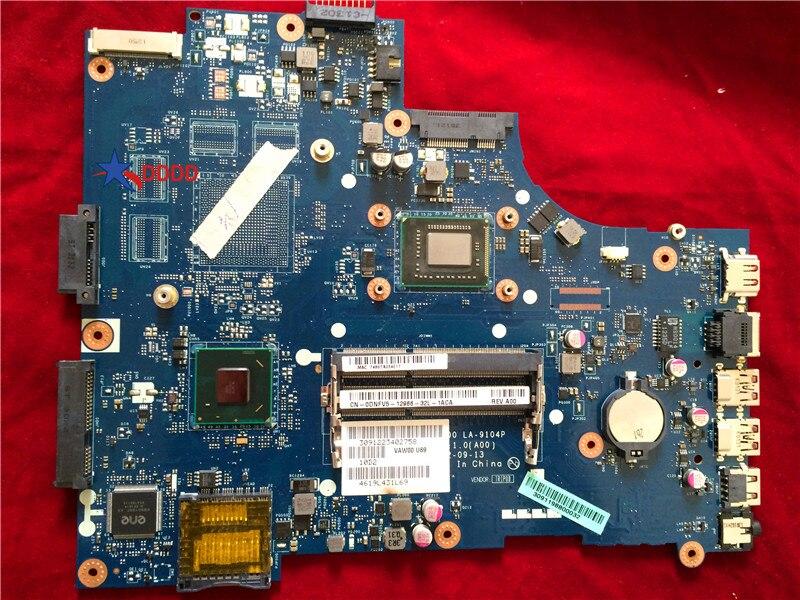 Оригинальный Для Dell Inspiron 3521 5521 Материнская плата ноутбука DNFV5 0DNFV5 CN 0DNFV5 LA 9104P ully испытания