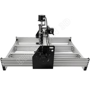 Image 4 - OX CNC 라우터 키트 750x1000mm 4 축 목공 밀링 머신 Nema23 스테퍼 모터에서 175 oz * 데스크탑 DIY 벨트 구동 키트