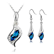 Austria Crystal Jewelry Sets