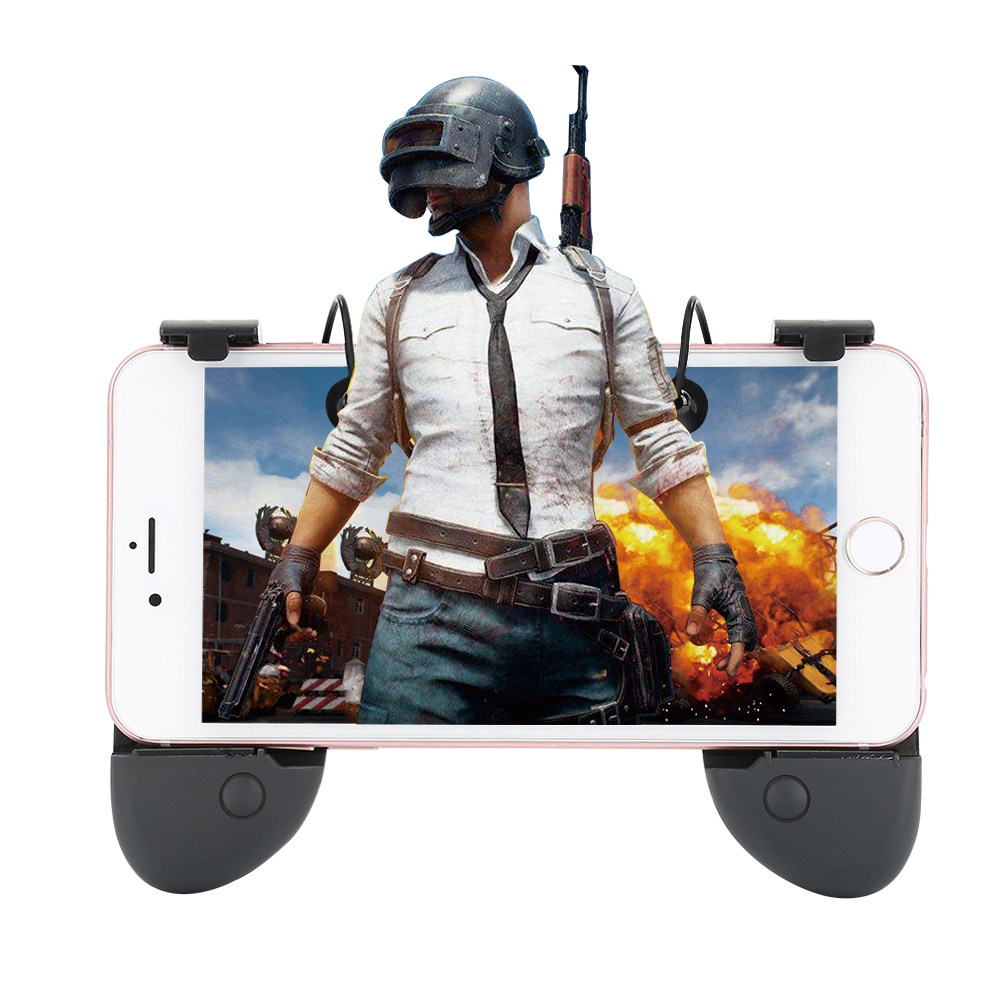 Portable Fire Assist Phone Gamepad