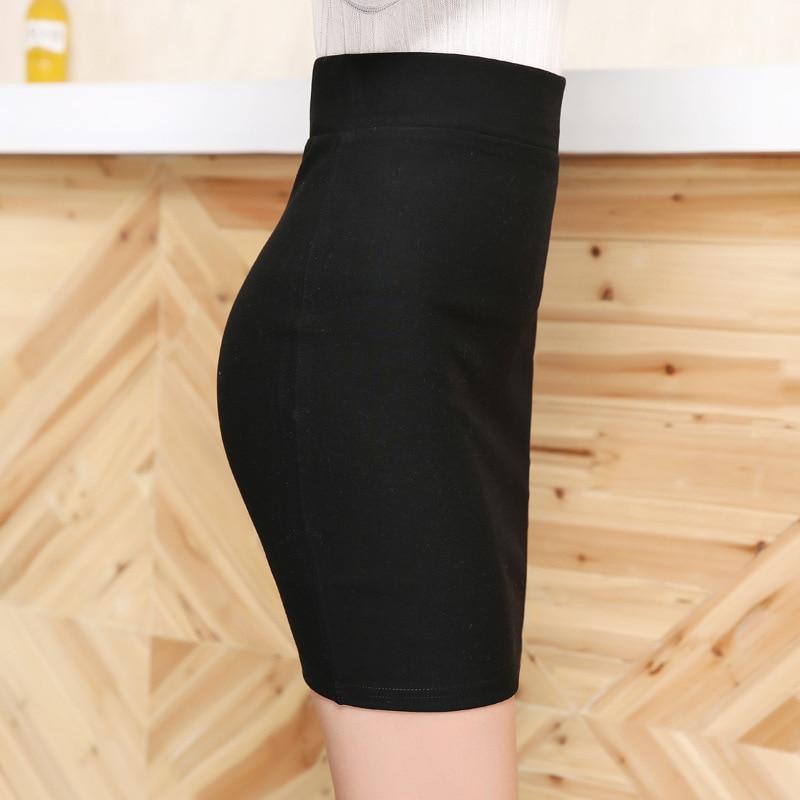 women skirts plus size 3XL new fashion casual Formal OL pencil skirt slim empire waist black Package hip sexy short skirt,LB1815
