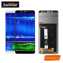 5.99'' for Xiaomi Redmi Note 5 Pro LCD Display with Touch Screen Digitizer Glass Panel Assembly Complete for Redmi Note 5 Pro все цены