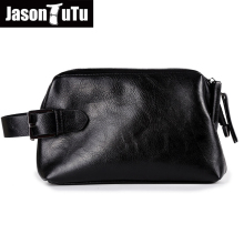 JASON TUTU 2019 New Listing Casual Men bag Clutch wallets pu