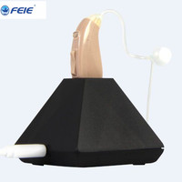 Digital Rechargeable Hearing Amplifier Personal Amplificador MY 202 Behind Ear Aide Auditive Usb China Products Free