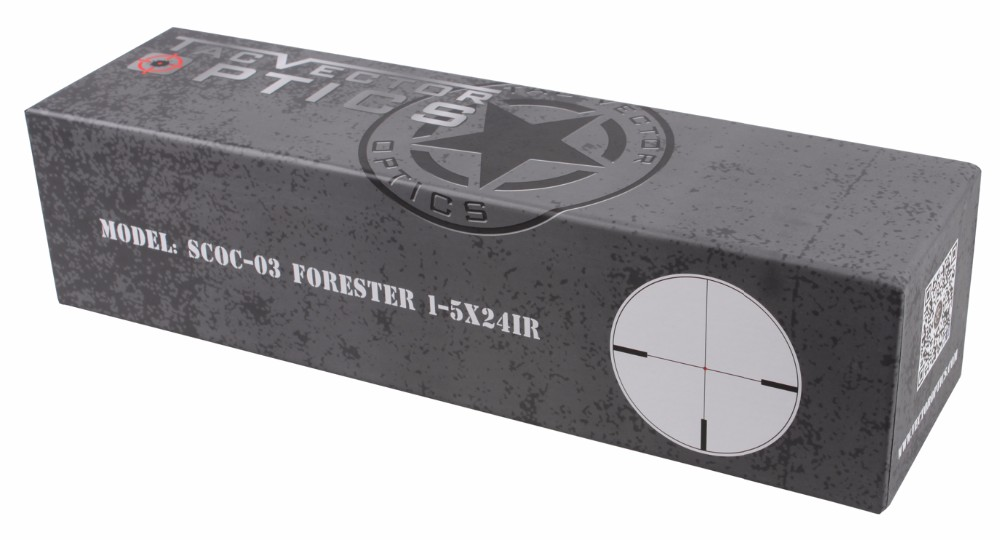 VO Forester 1-5x24 Acom Package