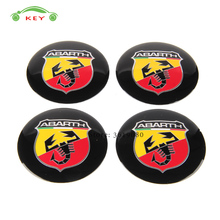 Car Styling Wheel Center Hub Caps Emblem Badge Stickers for Abarth 595 695 124 spider alfa romeo fiat 500 Berlinetta zerocento turbo cartridge chra for alfa romeo 147 for fiat doblo bravo multipla 1 9l m724 gt1444 708847 708847 5002s 46756155 turbocharger