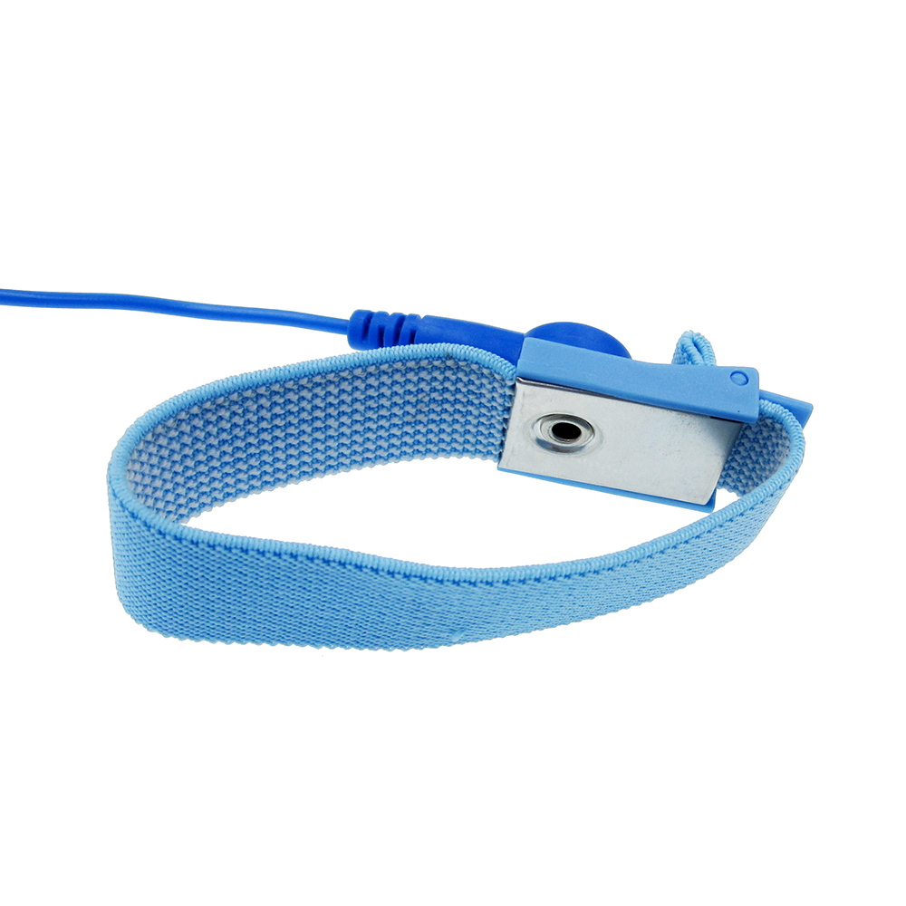 Back To Search Resultsconsumer Electronics 1pcs Cordless Wireless Clip Antistatic Anti Static Esd Wristband Wrist Strap Discharge Cables For Electrician Ic Plcc Worke Sales Of Quality Assurance Video Games