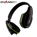 2016 New OVANN   Headphones Computer Games Headset with 3.5mm Mic and Gift Box Headset Earphone For PC Laptop Smatrt phone