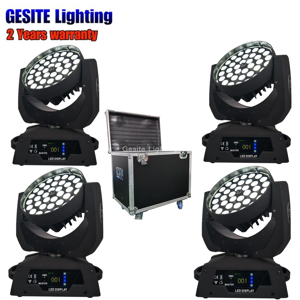 Guangzhou Stage Light 36x15w 6in1 Led Beam Wash Zoom Moving Head Lights Nourishing Blood And Adjusting Spirit Stage Lighting Effect Commercial Lighting