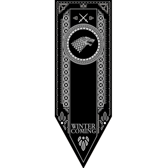 Home Decor Game Of Thrones Flag  3