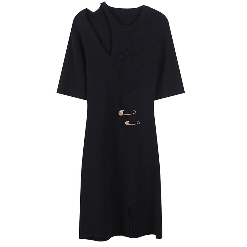 463c44423fa Hombro-dise-o-hueco-negro -vestido-de-las-mujeres-Fondo-delgado-vestido-doble-pin-decoraci-n.jpg