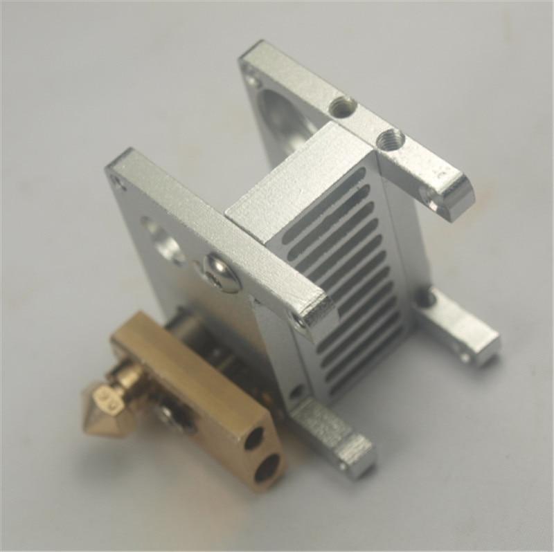 1.75/3mm Ultimaker 2 Extended 3D printer parts Ultimaker 2+ UM2+ Olsson block nozzle hotend kit