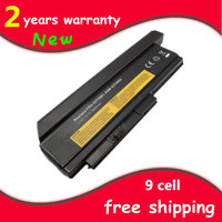 Wholesale New 9cells Laptop Battery For Lenovo ThinkPad X220 X220i X220s 42T4902 42Y4864
