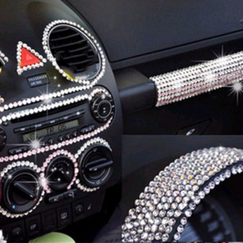 Popular Rhinestone Car Interior AccessoriesBuy Cheap Rhinestone