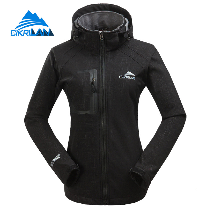 цена Spring Hiking Climbing Softshell Jacket Women Windbreaker Camping Chaquetas Mujer Fishing Coat Outdoor Sport Jaqueta Feminina