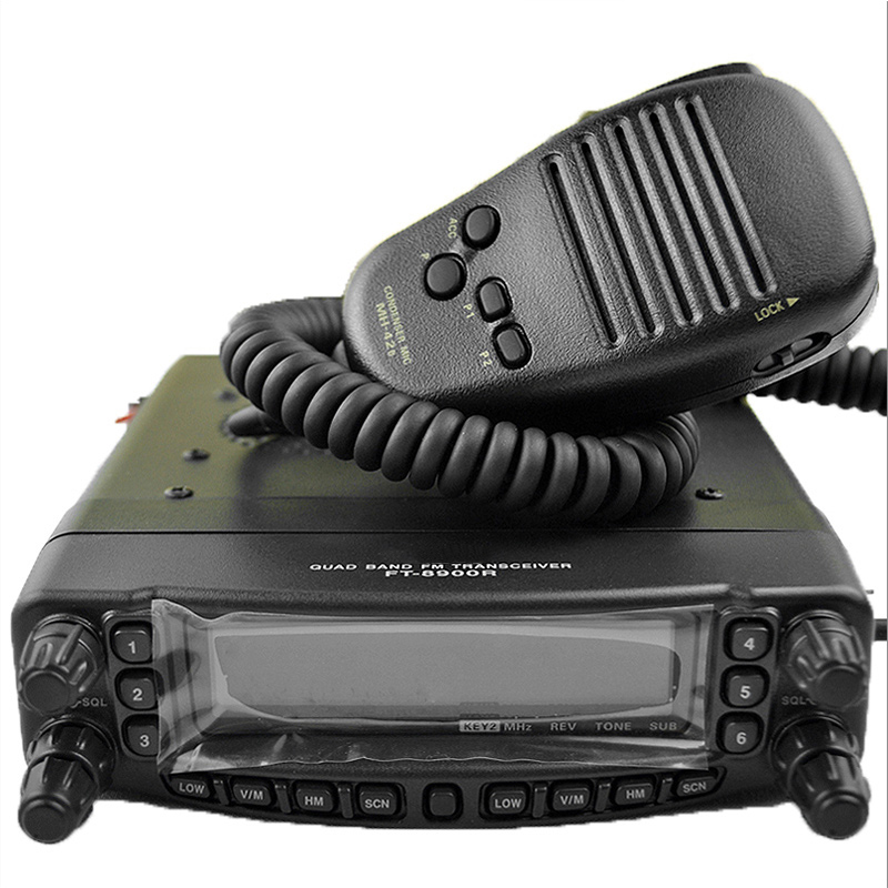 Image 2 - General YAESU FT 8900R FT 8900R Professional Mobile Car Two Way Radio / Car Transceiver Walkie Talkie Interphone-in Walkie Talkie from Cellphones & Telecommunications