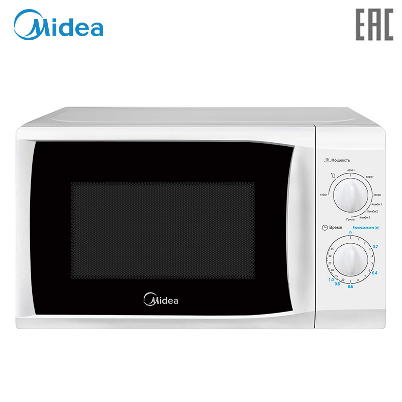 Microwave oven Midea MG820CFB-W microwave oven midea mm720caa