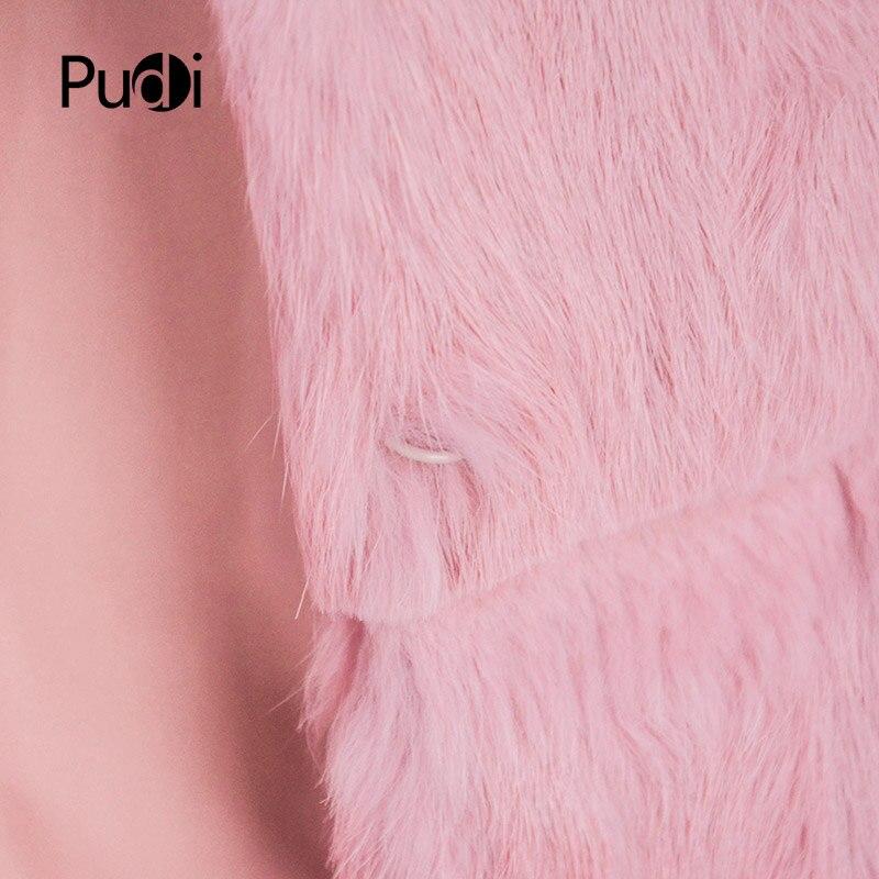 purple Ct844 Beige Outwear Nouveau Complet Manteaux Pudi black grey De red Veste Réel Pelt 2018 Fourrure Femmes Manteau Lapin Naturel pink qwO6gHZq