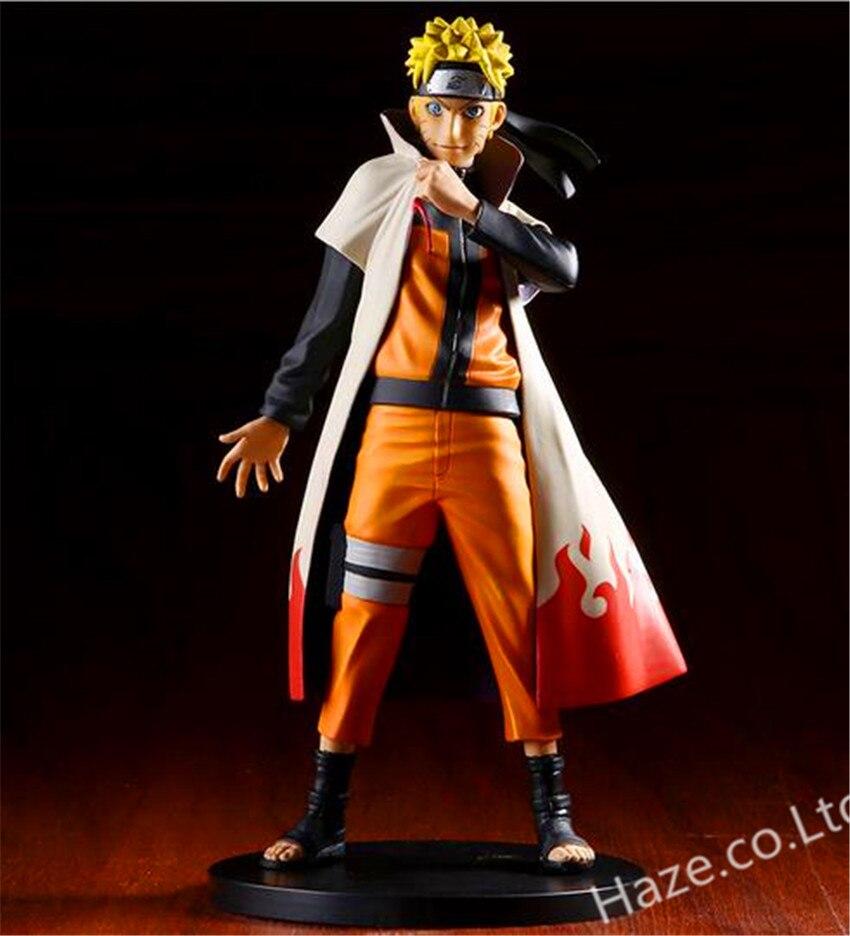 font b Anime b font Naruto Shippuden Uzumaki Naruto Ninja 10 PVC Figure New in