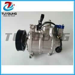 Fabryka sprzedaż bezpośrednia auto części A/C compressor 6SEU14C dla AUDI 447180-6583 4F0260805M