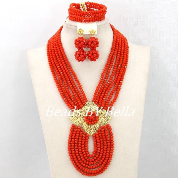 Quente nova conjuntos de jóias de noiva