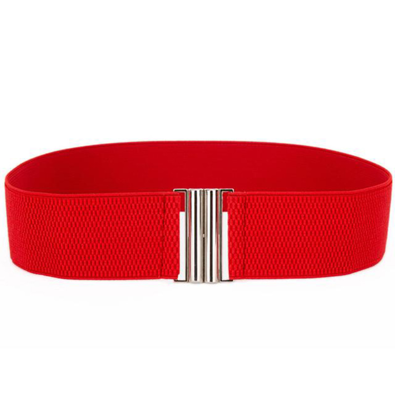 Women belt Skinny Elastic Ceinture Soft Leather Wide Self Tie Wrap Around Waist Band Simple Vintage Dress Belt Accessories Femme