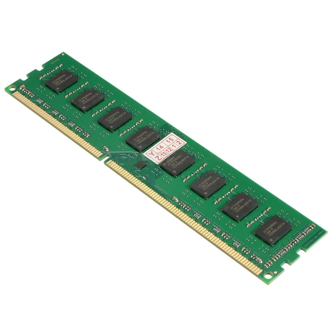 8G (2x4 GB) mémoire RAM DDR3 PC3 12800 1600 MHz DIMM Bureau PC 240 Broches, Spécial utilisé pour AMD Système