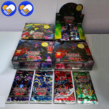 2018 NEW Yugioh 216 PCS/SET English Edition Playing Game Collection Cards Toys For Kids Gift Action Figures Best Gifts for kids(China)