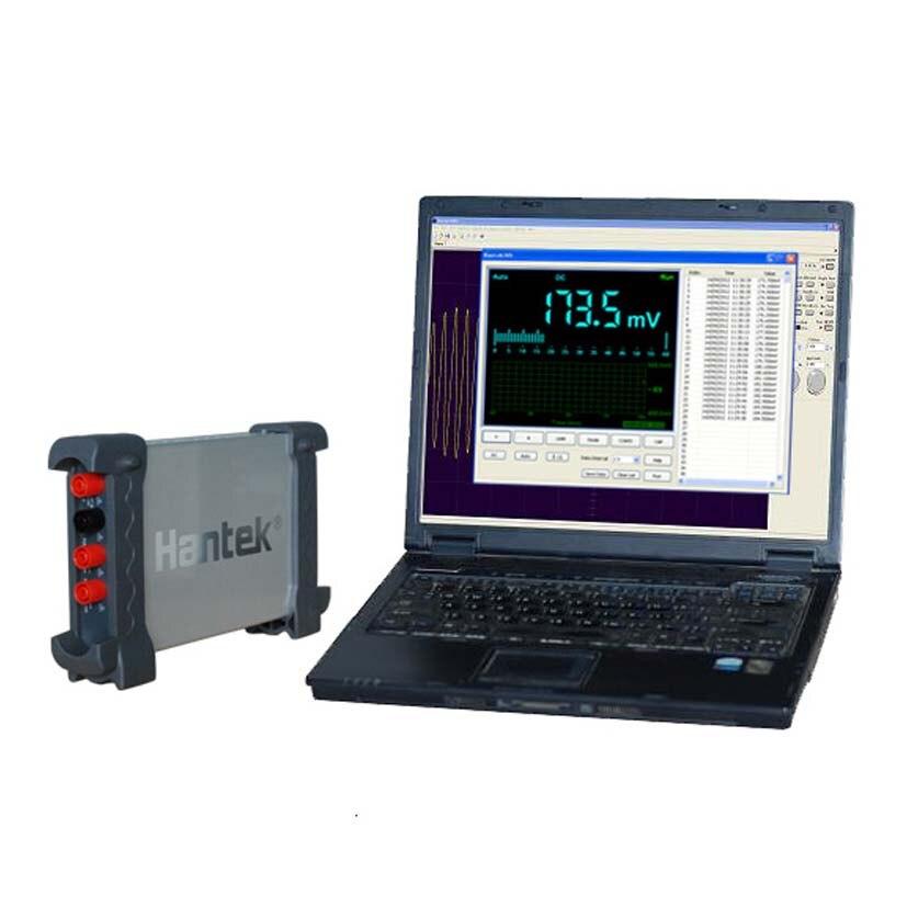 M034 New USB Data Logger Recorder True RMS Digital Multimeter Hantek 365C BLUETOOTH FREE SHIPPING