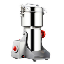 Professional Electric Dry Food Mill Grinding Machines Gristmill Home Powder Crusher Grinder Grain Spices Cereals Coffe
