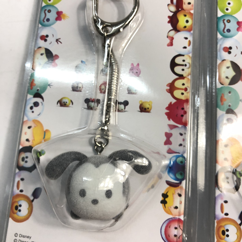 10pcs/Lot Tsum Tsum Toys Keychains Cute  Dolls Action Figures Minnie Mickey Hello Kitty Toys For Children Kids Key Chains Decor