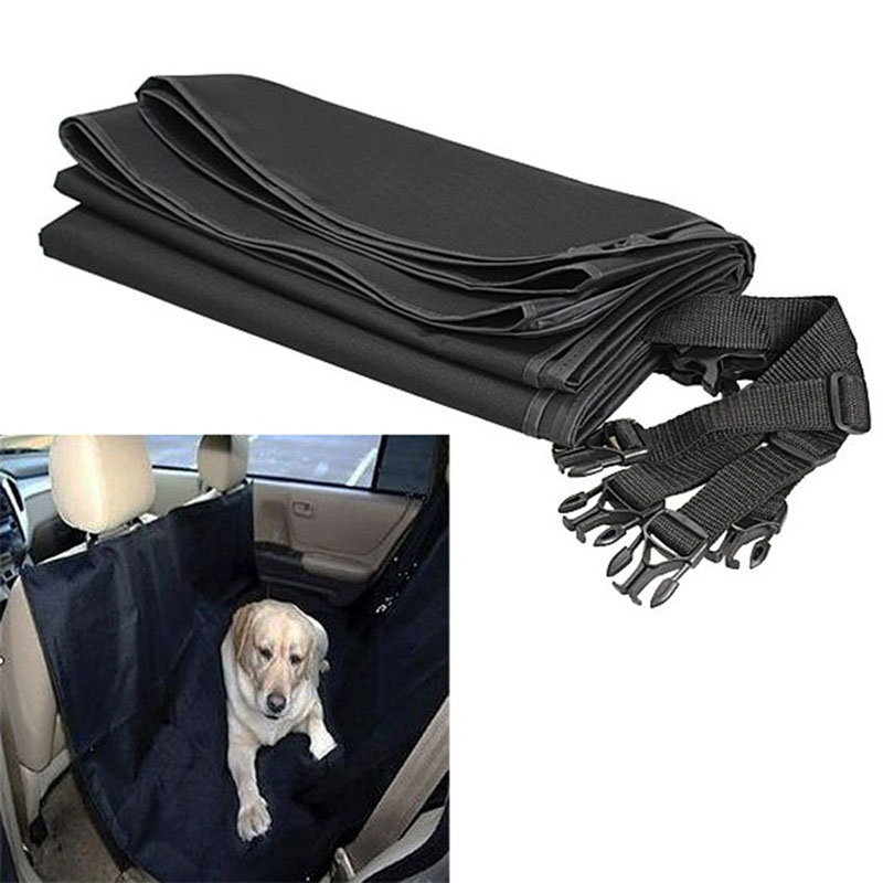 Car Pet Seat Covers Waterproof Back Bench Seat Hammock Bag Car Interior Travel Accessories Car Seat Covers Mat For Pets Dogs Interior Accessories