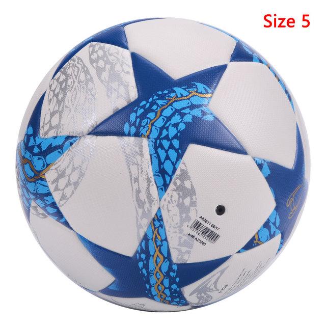 2018 Premier Soccer Ball Official Size 4 Size 5 Football League Outdoor PU Goal Match Training Balls Customized Gift futbol topu