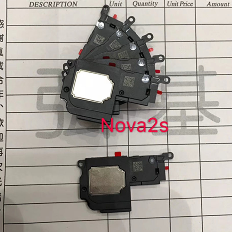 Mobile Phone Accessories Cellphones & Telecommunications Bestnull For Hua Wei Nova 2s Loud Speaker Buzzer Ringer Repair Parts For Huawei Nova2s Mobie Phone+track Number