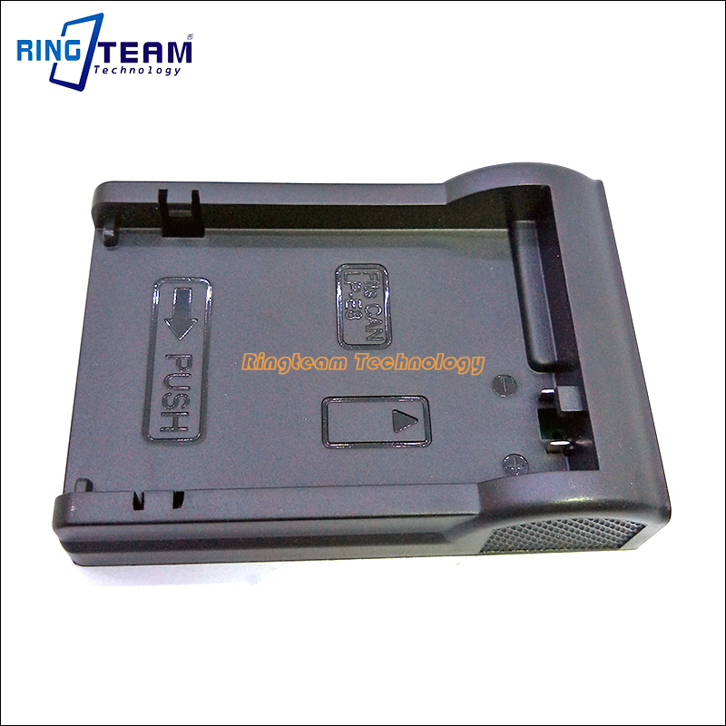 2Pcs/Lot Top Parts Cradle Plate of LCD Dual Charger for Canon Camera Battery LP-E8 LPE8 LP E8