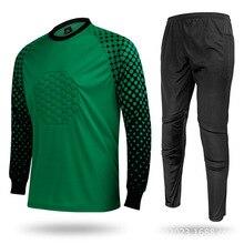A+++ Football Goalkeeper jersey set Jersey Set New Men and Women Childrens Sportswear Casual Sports Short Sleeve