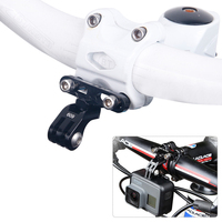 GUB 609 Bicycle Handlebar Stem Mount Rack For Sports Camera Install GoPro Support Stand CNC